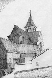 Ier van Lebbeke - Pen op papier - Pieter Ringoot